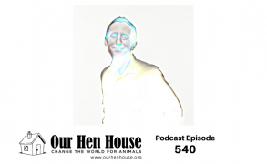 """Episode 540: Josh Berson on """"The Meat Question"""""""