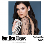 Episode 541: Merissa Underwood, the Vegan Miss Montana