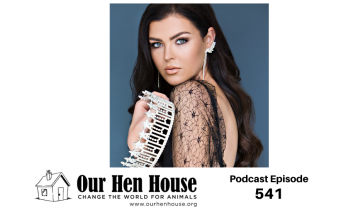 Episode 541: Merissa Underwood, the Vegan Miss Montana