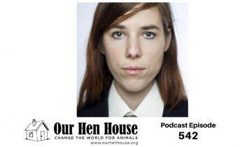 Episode 542: Eva Meijer on Animal Languages and What They Are Saying to Us