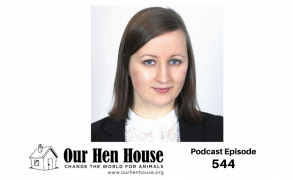 Episode 544: Kristina Mering on International Animal Rights Movements