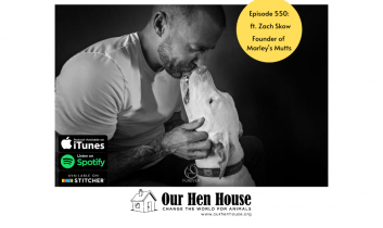 Episode 550: How Dogs Saved My Life ft. Zach Skow