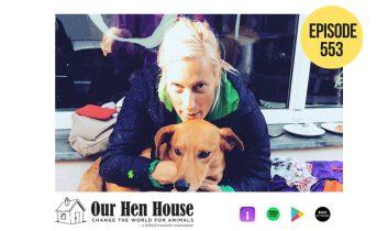 Episode 553: Ending Animal Experimentation ft. Kathrin Herrmann