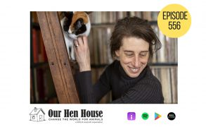 Episode 556: It's a Dog's Umwelt ft Alexandra Horowitz
