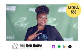 Episode 558: Black Lives Matter, Animal Activism, and Healing the World ft. Gwenna Hunter