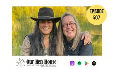 Episode 567: Living Future ft Melissa Hoffman and Shawn Smith