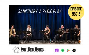 "Episode 567.5: ""Sanctuary: A Radio Play"" Recorded Live In New York City"