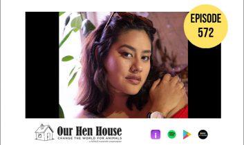 Episode 572: Veggie Mijas ft Amy Quichiz