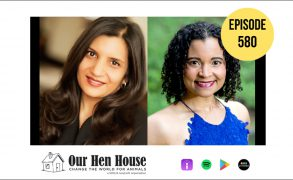 Episode 580: Pediatricians and Plant-Based Diets ft. Dr. Reshma Shah and Dr. Yami Cazorla-Lancaster
