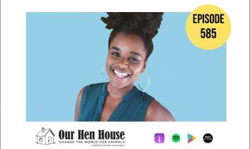 Episode 585: Food Love ft. Kimberly Renee Barnes