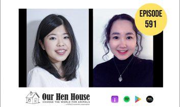 Episode 591: VegeProject Japan ft. Haruko Kawano and Mian Osumi