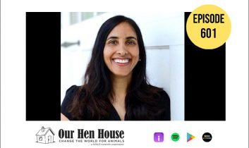 Episode 601: The Shift Away from Vivisection ft. Aysha Akhtar