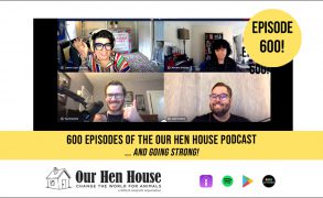 Episode 600: Celebrating Milestones with The Bearded Vegans ft. Andy Tabar and Paul Steller