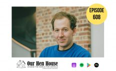 Episode 608: How to Love Animals in a Human-Shaped World w/ Henry Mance