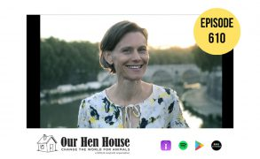 Episode 610: How to Lobby for a Plant-Rich Future with Laura Reese