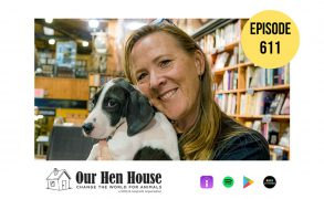 Episode 611: One Hundred Dogs and Counting w/ Cara Achterberg