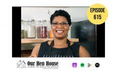 Episode 615: Plant-Based Politician w/ Pearl Brunt